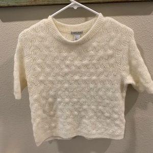 H & M women's soft sweater